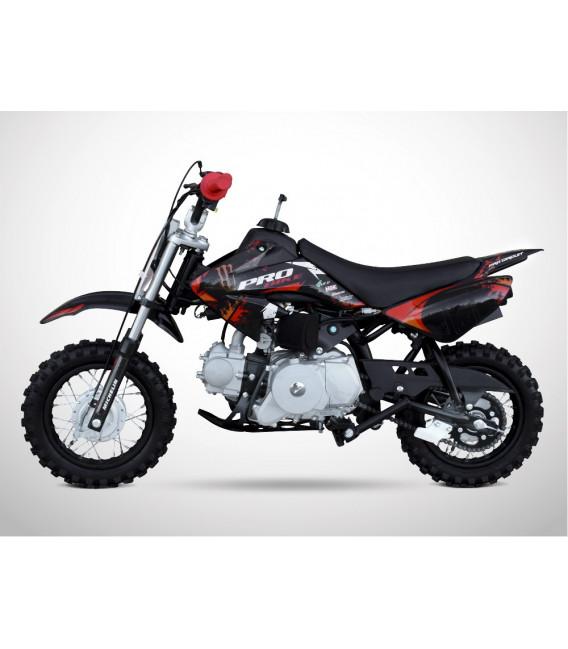 Moto essence enfant 50cc rouge PROBIKE Automatique