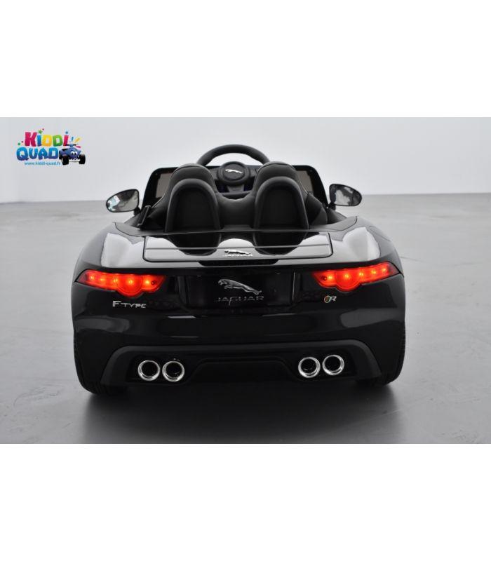 jaguar f type lectrique pour enfant 12 volts avec t lcommande. Black Bedroom Furniture Sets. Home Design Ideas