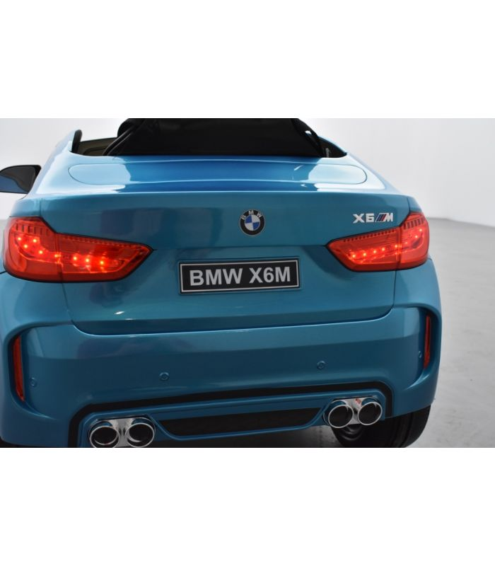 bmw x6 m bleu m tallis e version 1 place voiture. Black Bedroom Furniture Sets. Home Design Ideas
