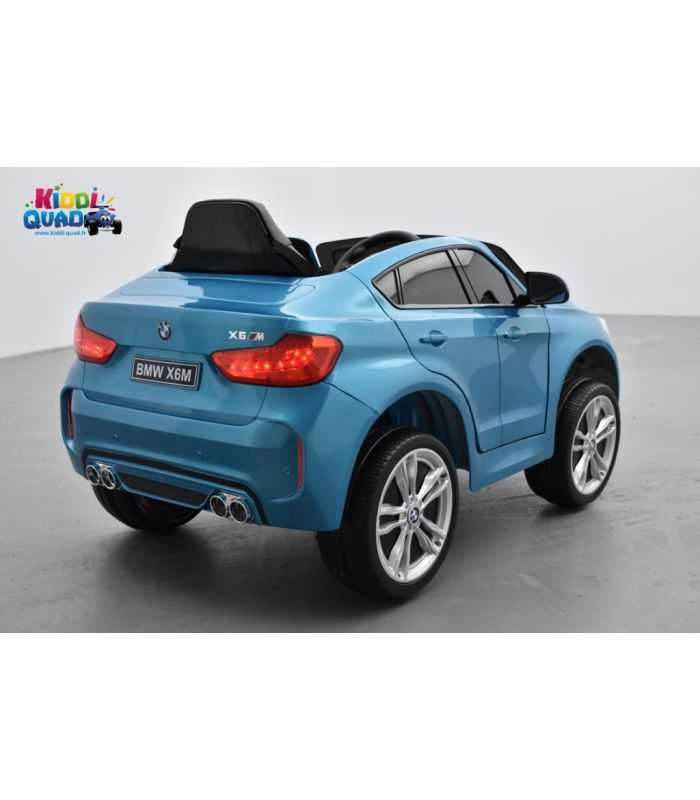 Bmw X6 M Bleu Metallisee Version 1 Place Voiture