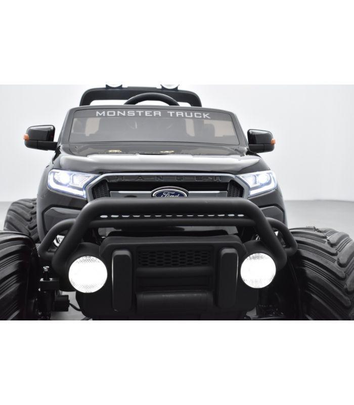 Noir Enfant Monster Ranger MétalliséeVoiture Truck Ford Électrique QeCxWrdBoE