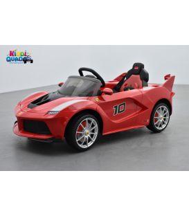 Ferrari FXX-K 12 volts, voiture électrique pour enfant avec télécommande parentale