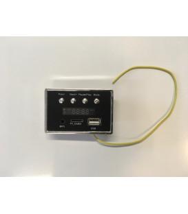 Interface Audio Mercedes GLS