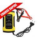 Chargeur Ultra Rapide 5A mainteneur de charge pour voiture électrique enfant