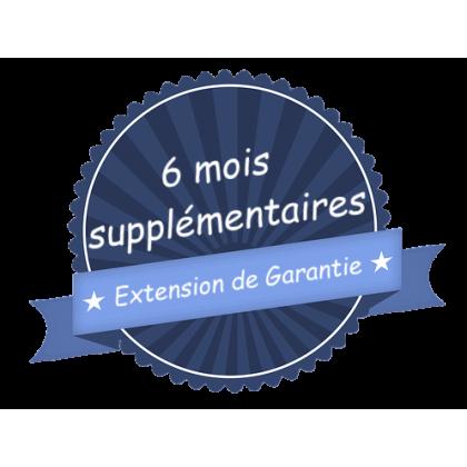 Extension garantie 6 mois supplémentaires