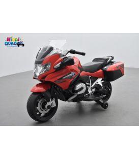 BMW R 1200 RT rouge, moto électrique pour enfant 12 Volts