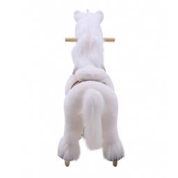 PonyCycle Licorne, nouvelle version, cheval à roulettes enfant 2 à 4 ans