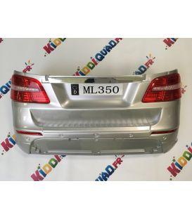 Pare-choc arrière Mercedes ML350 gris