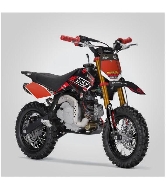 Moto essence enfant 50cc YCF Automatique Edition Limitée rouge