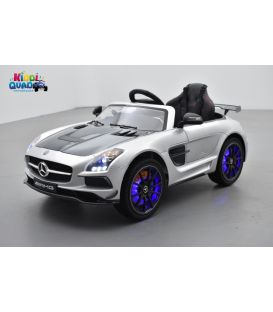 Mercedes SLS AMG GT Final Edition, voiture électrique pour enfant, 12V - 2Moteurs