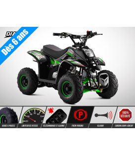Quad enfant DIAMON 110cc vert - Limited Edition 2020