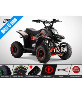 Quad enfant DIAMON 110cc orange - Limited Edition 2020