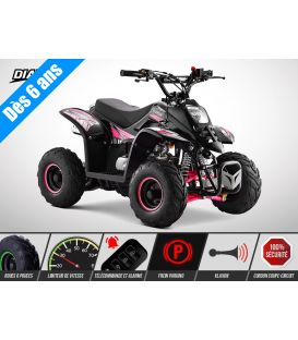 Quad enfant DIAMON 110cc Rose - Limited Edition 2020