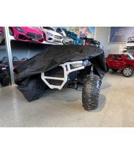 Bâche de protection XXL (Pour Buggy, Monster Truck, X6M 2 Places,...), housse pour voiture électrique enfant 6 12 24 volts