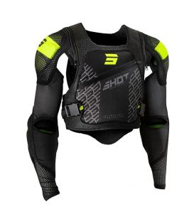 Gilet Ultralight Kid 2.0 Shot pour quad et moto
