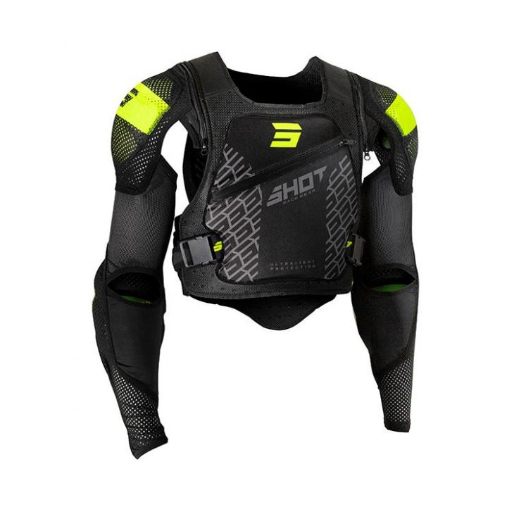 Gilet Ultralight Kid 2.0 Shot pour quad et moto