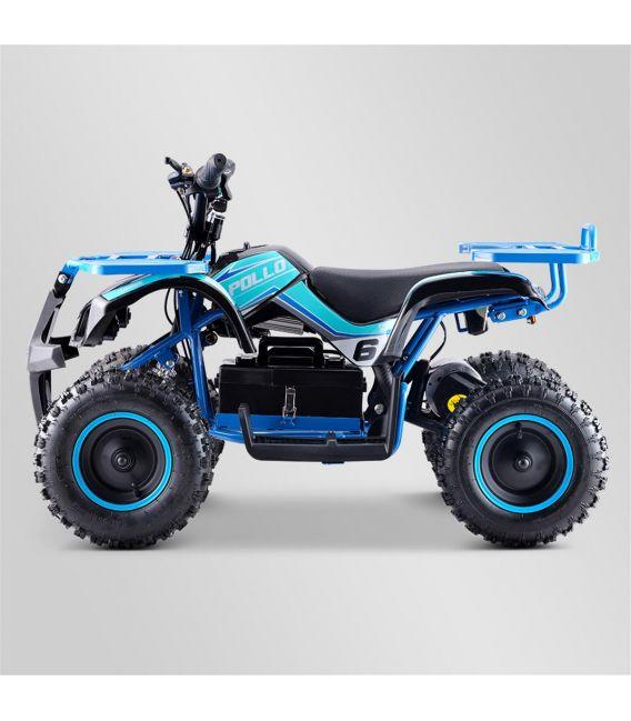 Quad electrique enfant TIGER 800W Bleu Edition 2021, 36Volts
