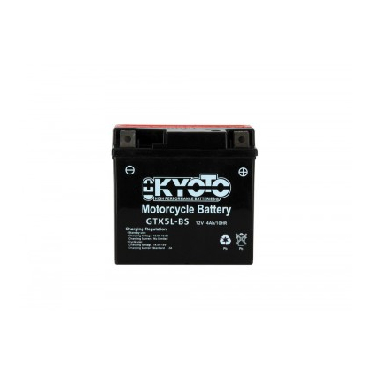 Batterie 12V 4AH pour quad thermique 100cc ou 125 cc