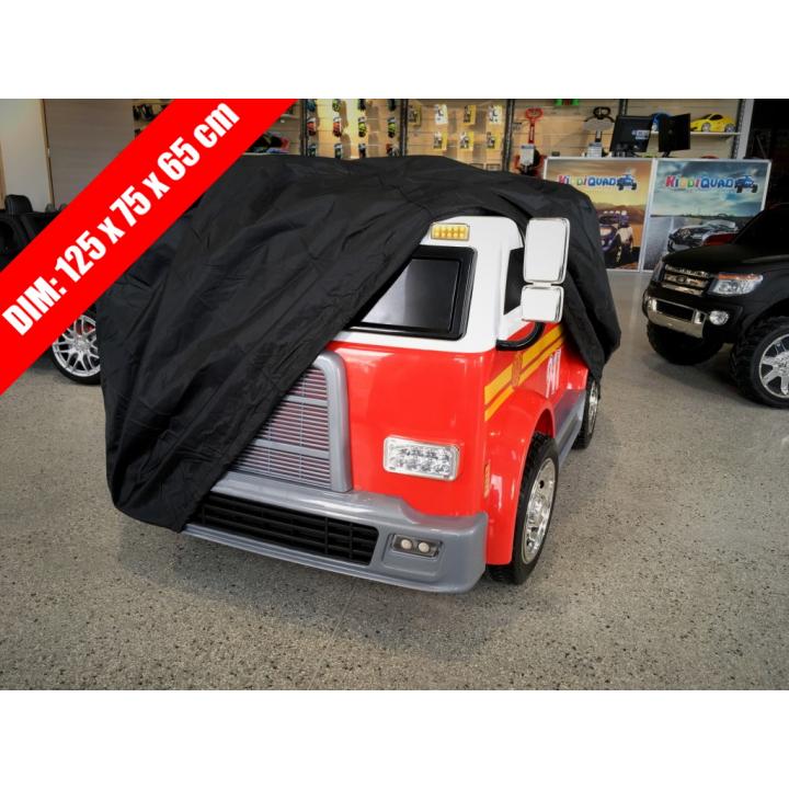Bâche de protection XL (Pour voiture 2 Places), housse pour voiture électrique enfant 6 12 24 volts