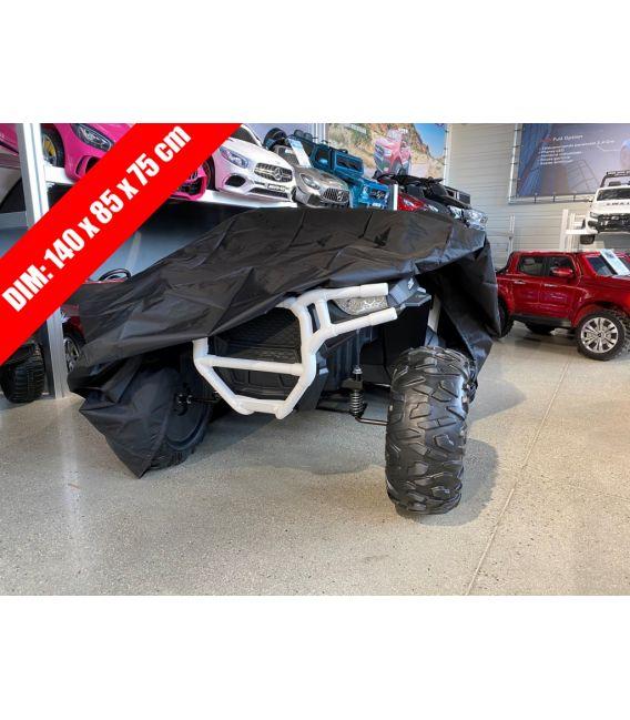 Bâche de protection XXL (Pour Buggy, X6M 2 Places,...), housse pour voiture électrique enfant 6 12 24 volts