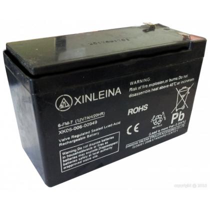 Batterie 12V7AH pour...
