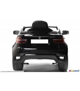 Sticker Plaque personnalisée BMW X6 12 volts