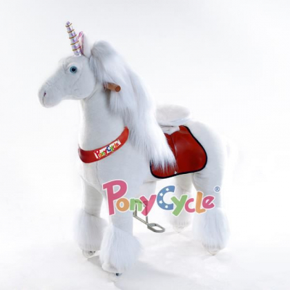 PonyCycle Licorne, cheval à roulettes