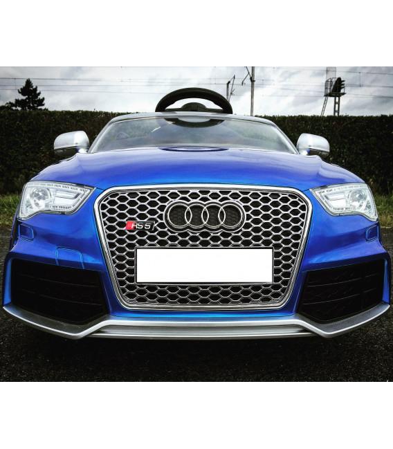 Plaque personnalisée Audi RS5 12 Volts, avant ou arrière