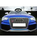 Sticker Plaque personnalisée Audi RS5 12 Volts, avant ou arrière