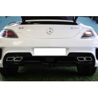 Plaque personnalisée Mercedes SLS 12 volts