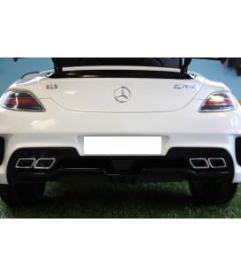Sticker Plaque personnalisée Mercedes SLS 12 volts