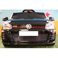 Plaque personnalisée Volkswagen Golf GTI 12 volts