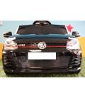 Sticker Plaque personnalisée Volkswagen Golf GTI 12 volts
