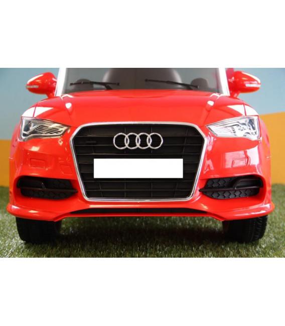 Plaque personnalisée Audi A3 12 volts