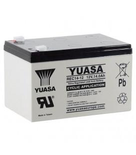Batterie YUASA 12V 14AH pour voitures et motos électrique
