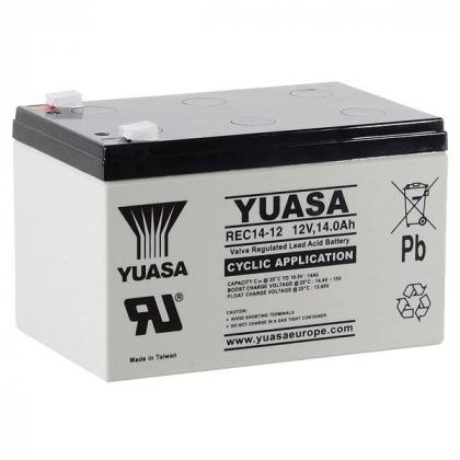Batterie 12V 14AH pour voitures et motos électrique