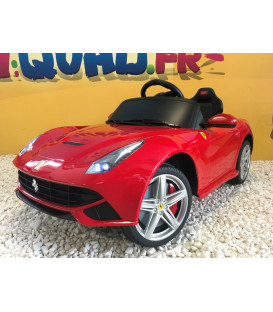 Voiture électrique 12V pour enfant Ferrari F12