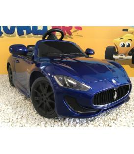 Maserati GranCabrio MC Centennial Edition, voiture électrique 12 volts pour enfant télécommande parentale 2.4 GHz