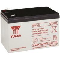 Batterie YUASA 12V 12AH pour voitures et motos électrique