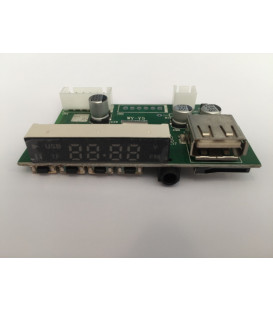 Interface Audio Quad 12 Volts