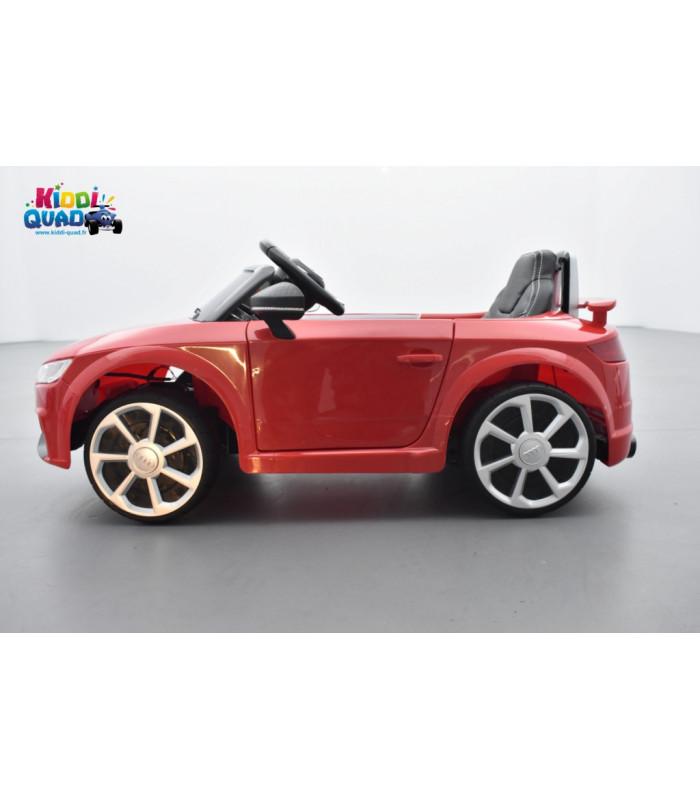 audi tt rs roadster 12 volts rouge catalunya voiture. Black Bedroom Furniture Sets. Home Design Ideas