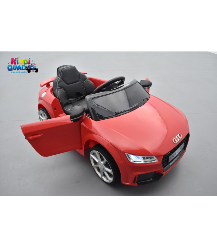 audi tt rs roadster 12 volts rouge catalunya voiture. Black Bedroom Furniture Sets. Home Design Ideas