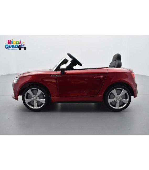 Audi S5 Coupé TFSI 12 volts Rouge Tango, voiture electrique enfant télécommande parentale 2.4 GHZ, 12 volts, 2 moteurs