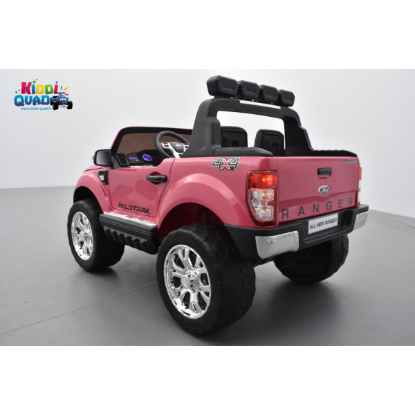 ford ranger phase 2 rose m tallis avec t l commande parentale 2 4 ghz voiture lectrique pour. Black Bedroom Furniture Sets. Home Design Ideas