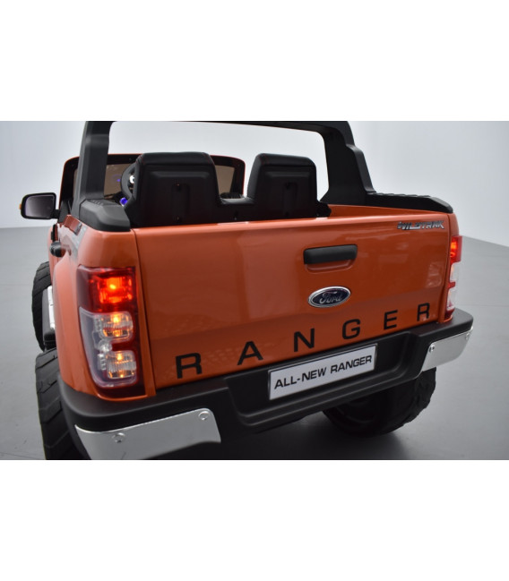 Ford ranger 2 x 12v phase 2 orange pride m tallis avec - Pile telecommande orange ...