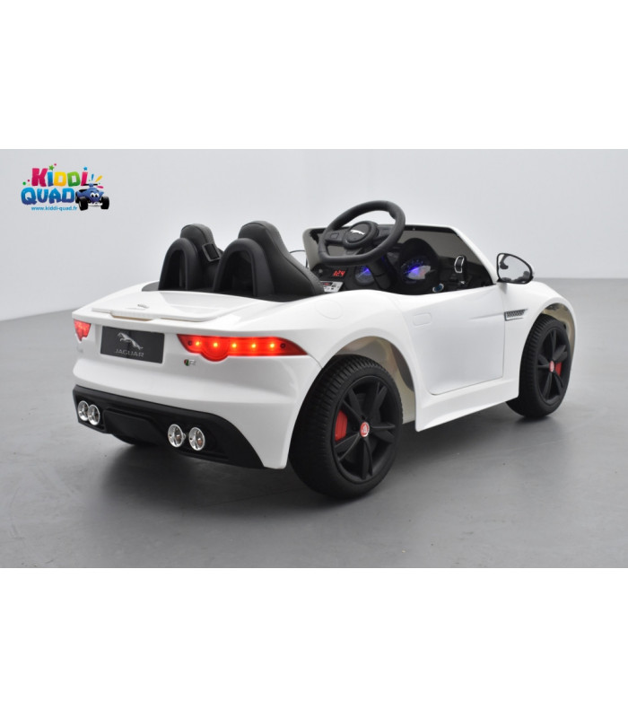 jaguar f type 12 volts lectrique pour enfant avec t l commande. Black Bedroom Furniture Sets. Home Design Ideas