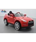 Nissan GT-R Rouge 12 volts, Voiture électrique pour enfant télécommande parentale 2.4 GHz