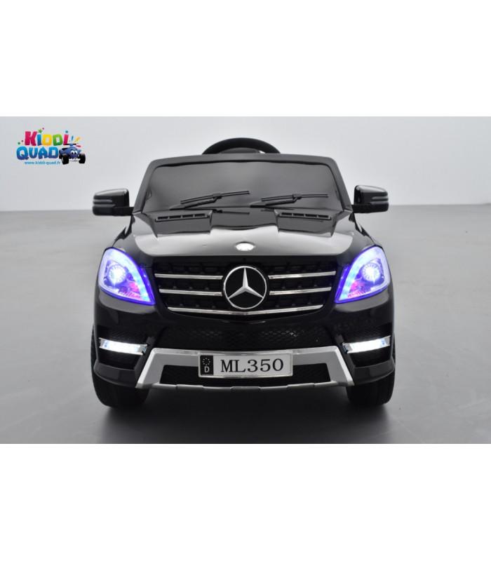 mercedes ml350 noir m tallis e voiture lectrique pour enfant 12v7ah 2 moteurs kiddi quad. Black Bedroom Furniture Sets. Home Design Ideas