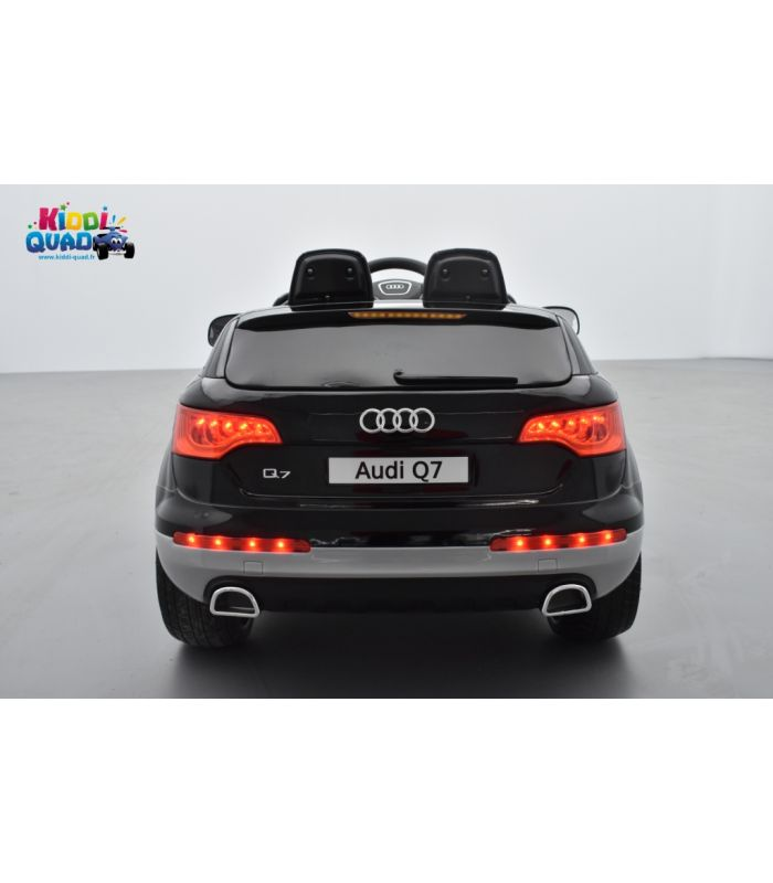 audi q7 version luxe 12 volts noir m tallis pour enfant. Black Bedroom Furniture Sets. Home Design Ideas