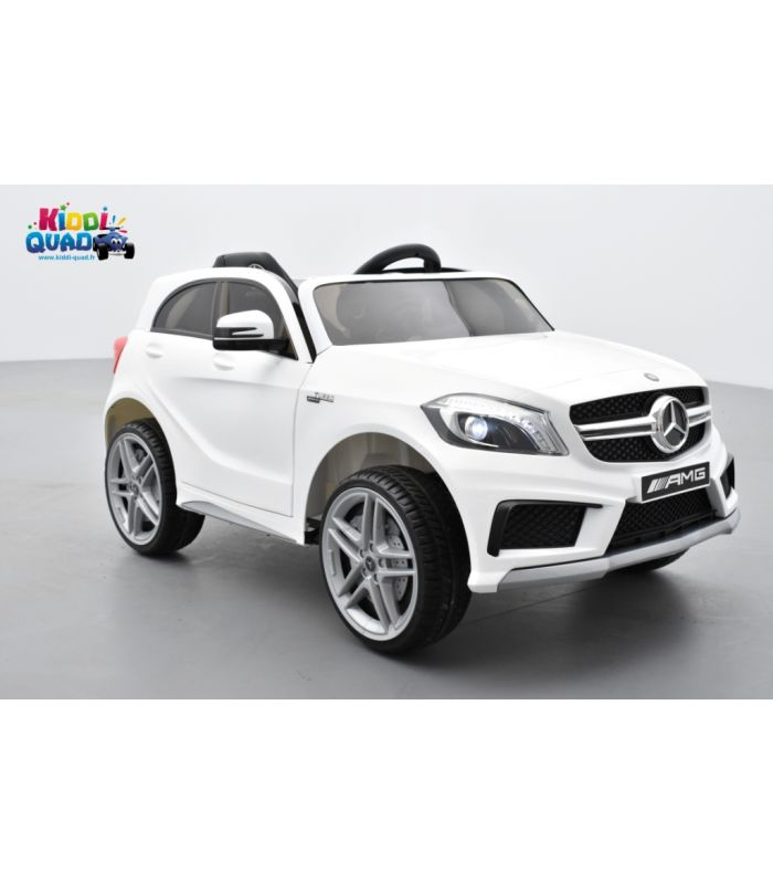 mercedes a 45 12 volts turbo amg lectrique pour enfant. Black Bedroom Furniture Sets. Home Design Ideas